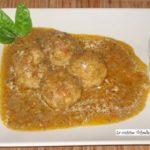 Boulettes de Viande A la sauce Gombo (Canda du Tchad)