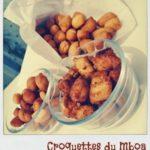Croquettes Camerounaises