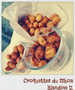 Croquettes camerounaises recettes africaines for Yankey cuisine africaine a volonte