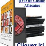 DVD Cuisine Africaine