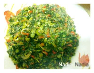 Feuilles De Follon Saute Aux Tomates Recettes Africaines