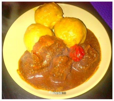 La bonne cuisine ivoirienne 28 images foufou fufu for Abidjan net cuisine africaine