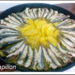 Recette de gratin de sardines