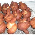Pâte à choux congolaise