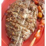 Le poisson braisé (La recette du poisson braisé)