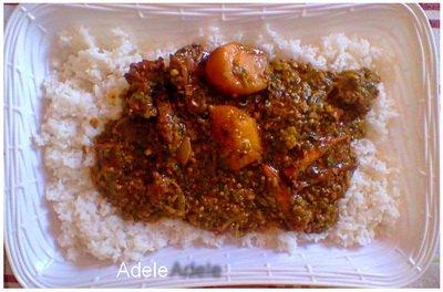 Riz a la sauce gombo recettes africaines - Recette sauce pour viande rouge grillee ...