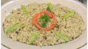 Riz soumbala (soumara)