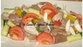 Salade de Tripes