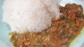 Recette de la Sauce de Gombo