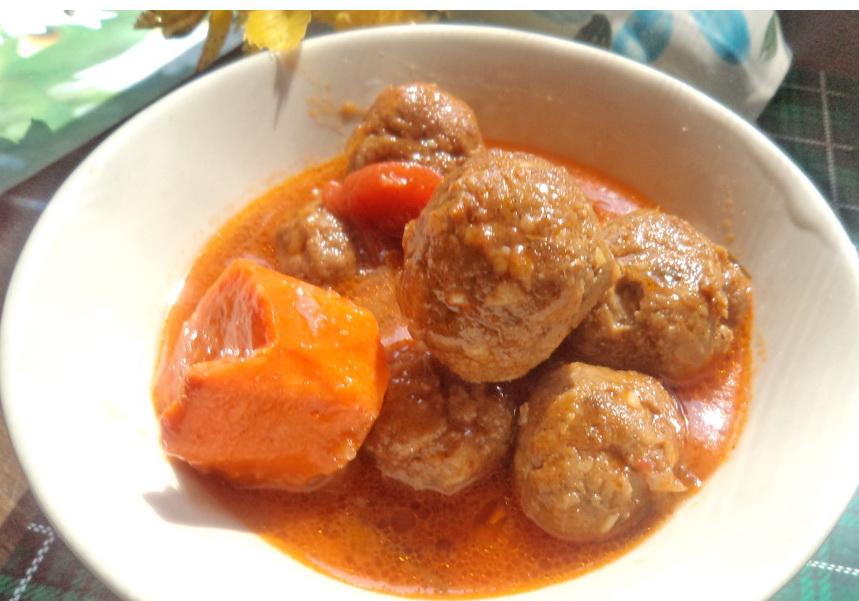 Soupe Aux Boulettes De Poisson Recettes Africaines